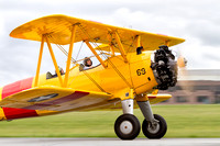 The Mid-Atlantic Air Museum's N2S-1 Stearman.