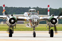 B-25 Panchito At Air Power Over Hampton Roads