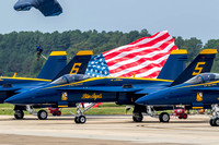 The Red, White and Blue Angels