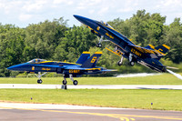Section Take-Off, Blue Angels Style 2017