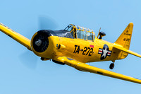 North American T-6/SNJ Texan