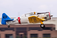 Kevin Russo's SNJ-6 Texan.